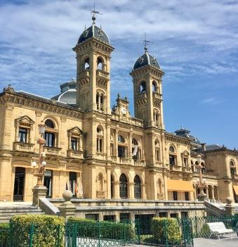 City Hall of San Sebastián
