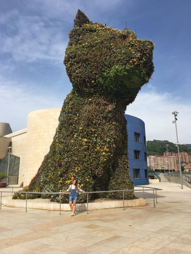Bilbao's guard dog